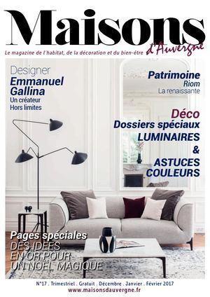 Calaméo Maisons d Auvergne N°17 Décembre Janvier Février 2017