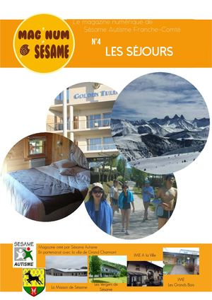 Magazine O'Sesam n°4