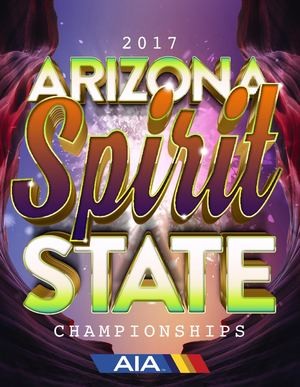 2017 AIA State Spiritline Championships