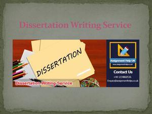 professional dissertation writer