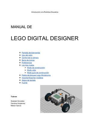 Calaméo - Manual De Lego