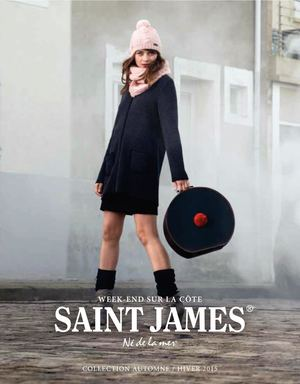 Saint James Collection Hiver 2015
