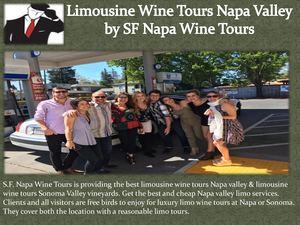 Cheap Napa Limo Tours