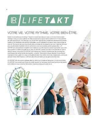 Catalogue Sante & Nutrition LR 2018