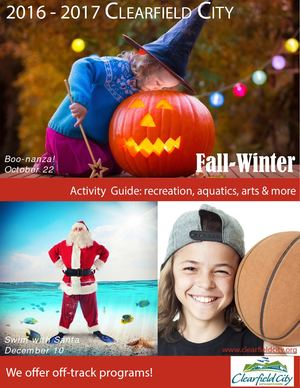 Activity Guide Fall Winter 2016 2017final