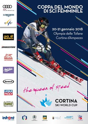 Magazine Cortina Ski World Cup 2018
