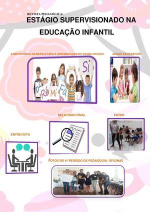 Calaméo Revista Pedagógica Estagio Supervisionado Da