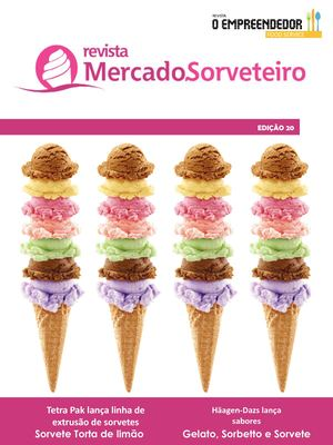 REVISTA MERCADO SORVETEIRO ED. 21