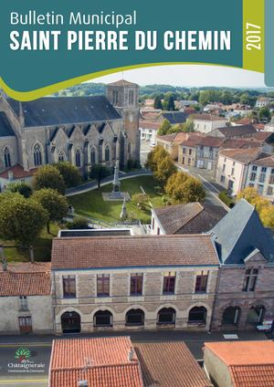 Calaméo - Bulletin Mairie Saint Pierre du Chemin 2017 Bd 7f121a53da97