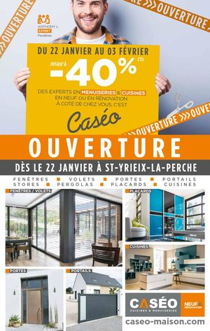 Www Caseo Maison Com Avie Home Source Ouverture Caseo St Yrieix La Perche