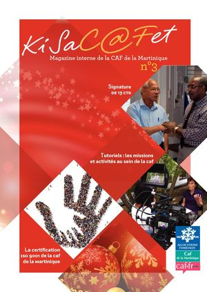 JOURNAL DE LA CAF KISAKAFET N°3