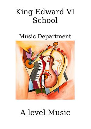 83890250 A Level Music Student Guide 2012