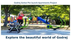 Godrej Active | Keshav Nagar | New Apartments in Pune