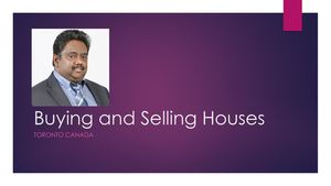 Toronto Real Estate | Homes for Sale | Realtor Ramanan Canada