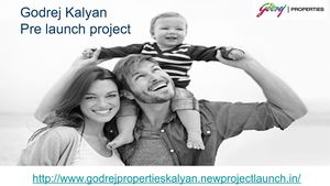 Godrej Kalyan | New Apartments In Kalyan | Pre Launch Project