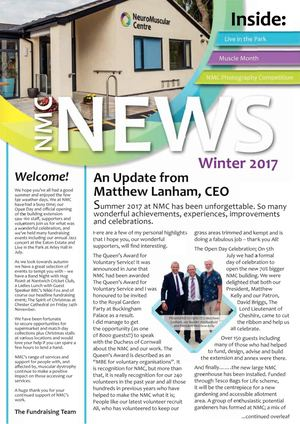2017 Winter Nmc Newsletter