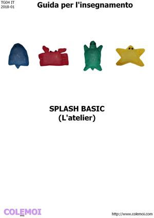 guida educativa SPLASH BASIC