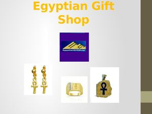 Get Egyptian Gold Ornaments With Best Price