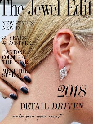 "Fifth Avenue Collection ""The Jewel Edit"" January Issue"