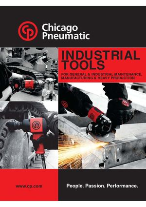 Katalog Chicago Pneumatic