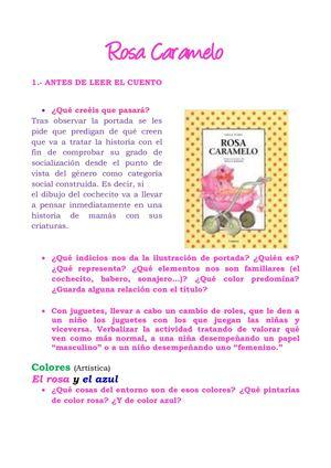 Calaméo - Rosa Caramelo