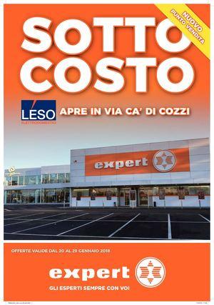Calaméo - Expert Elettrodomestici Leso apre in Via Cà di Cozzi
