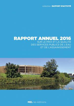 Calaméo Rapport Annuel 2016 Sur Le Prix Et La Qualité Des