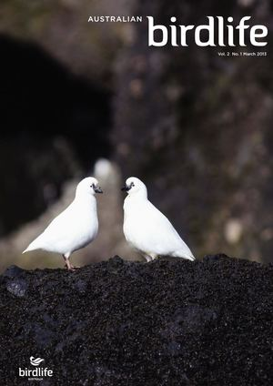 Calaméo - Australian Birdlife March 2013