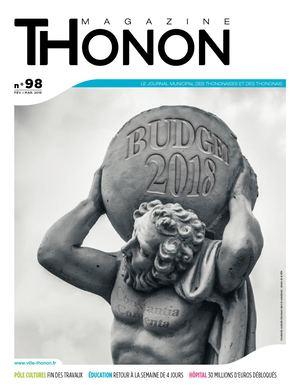 Thonon magazine n°98