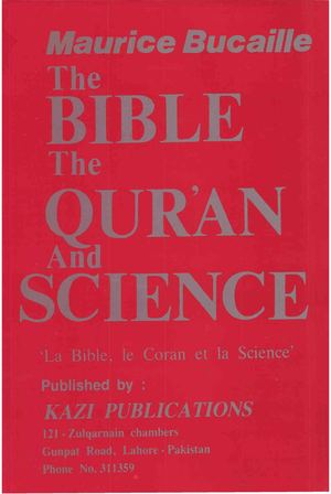 The Bible Quran And Science