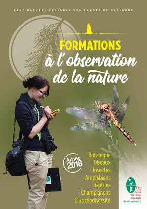Brochure Formations Nature 2018