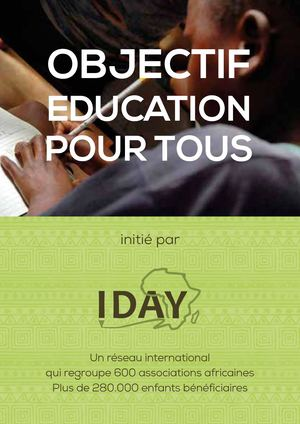 Iday Livret 12 Pages