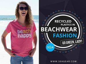 Buy Beach Gear Online - Green Clothing