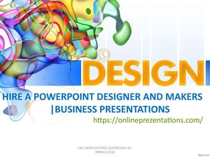HIRE A POWERPOINT DESIGNER AND MAKERS | BUSINESS PRESENTATIONS  Having the perfect PowerPoint presentation is a must for conducting any sort of meeting or