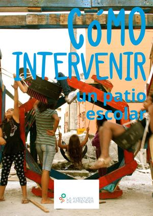 Como Intervenir Un Patio Escolar