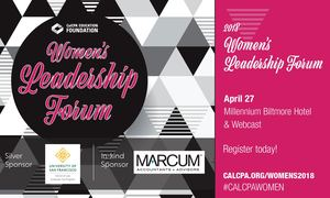 2018 Women's Leadership Forum
