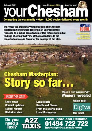 Your Chesham 91 Jan Feb