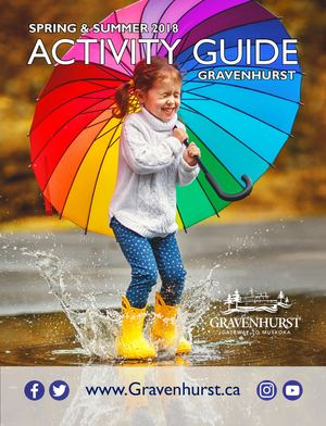 2018 Spring and Summer Activity Guide