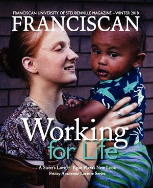 Franciscan Magazine, Winter 2018