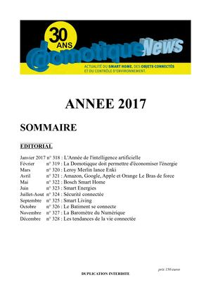Calaméo Domotiquenews 2017
