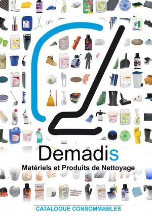 Catalogue Demadis Consommable 2018 Bd