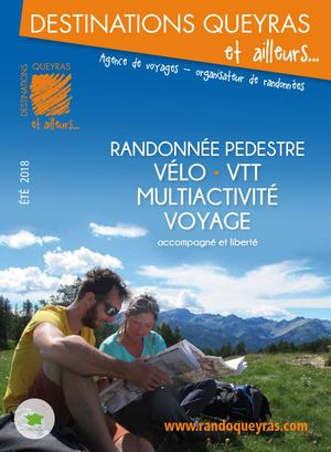 Destinations Queyras - Brochure ÉTÉ 2018