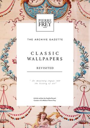 The Archive Gazette - Classic Wallpapers