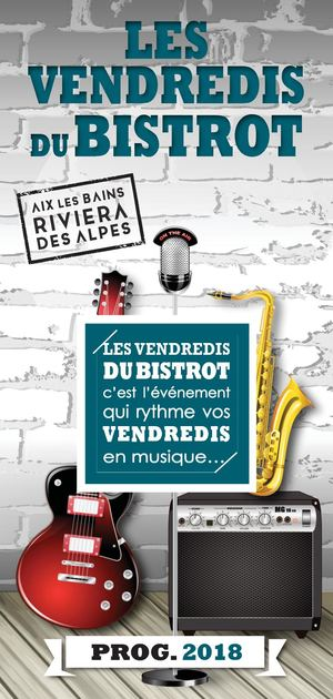 Les Vendredis Du Bistrot 2018