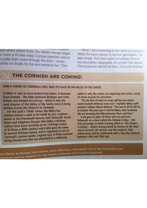 Flybe Magazine (Fév 2018) The Cornish Are Coming