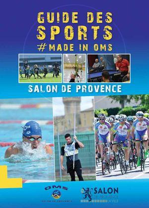 Calaméo - Guide Des Sports De Salon De Provence 2017-2018