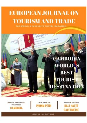 CAMBODIA: THE NEW WORLD`S BEST TOURIST DESTINATION