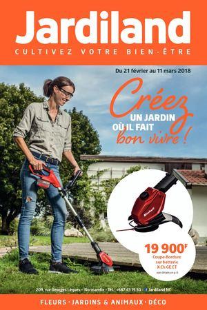 Calaméo - Jardiland - Créez u jardin où il fait bon vivre !