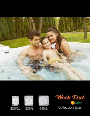 Catalogue Spa Weekend
