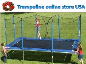 Trampolines and trampoline replacement parts for most trampolines and more